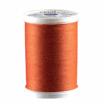 Coats & Clark Dual Duty XP 250yd Dark Orange