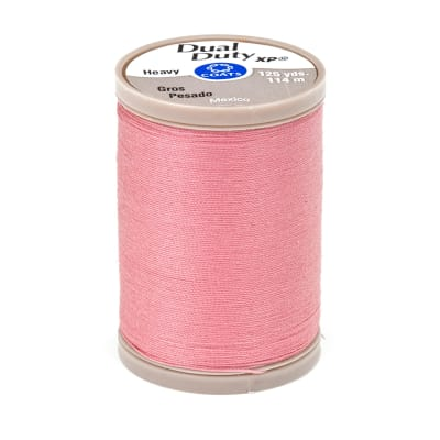 Coats & Clark Dual Duty XP Heavy 125 YD Almond Pink