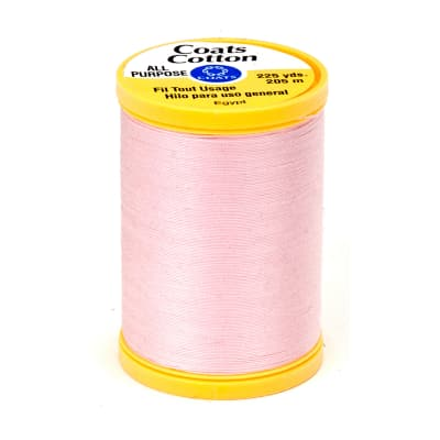 Coats & Clark General Purpose Cotton 225 YD Light Pink