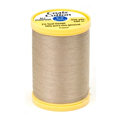 Coats & Clark General Purpose Cotton 225 yd. Khaki