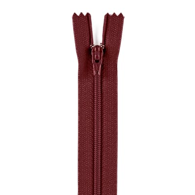 "Coats & Clark Poly All Purpose Zipper 7"" Barberry Red"