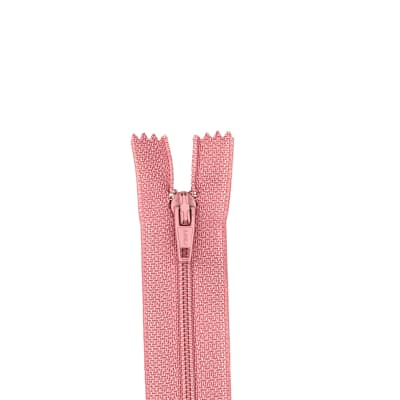 "Coats & Clark Polyester All Purpose Zipper 9"" Almond Pink"