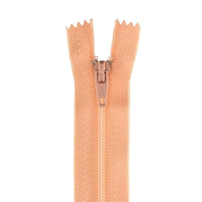 "Coats & Clark Poly All Purpose Zipper 18"" Peach"