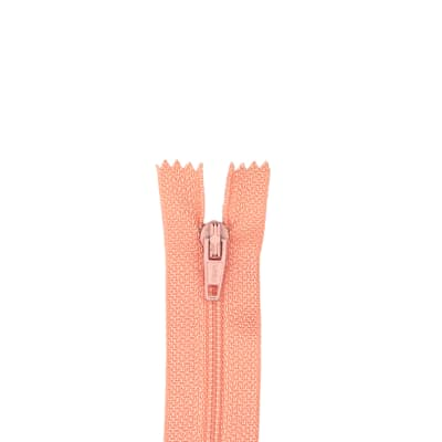 "Coats & Clark Polyester All Purpose Zipper 20"" Peach"
