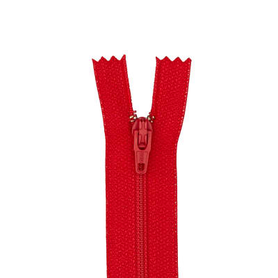 "Coats & Clark Poly All Purpose Zipper 22"" Atom Red"