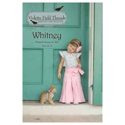 Violette Field Threads Whitney Pants & Skirt Pattern