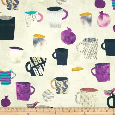 Collage Cups Cream