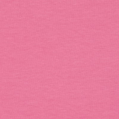 Riley Blake Jersey Knit Solid Hot Pink