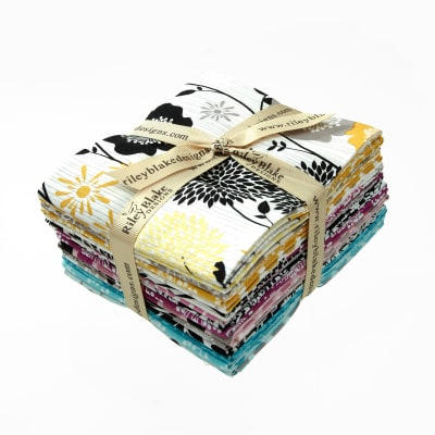 Riley Blake Andrea Victoria Fat Quarter Assortment