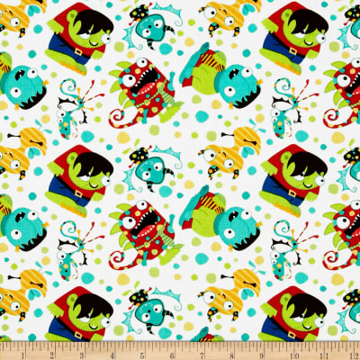 Monster Mash Party Monsters Cream