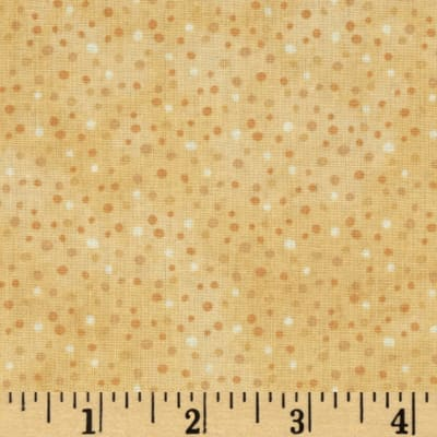 Essentials Petite Dots Warm Tan