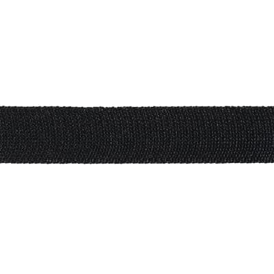 "Team Spirit 3/4"" Solid Trim Black"