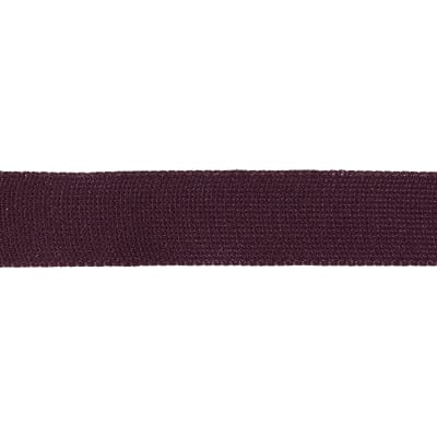 "Team Spirit 3/4"" Solid Trim Maroon"