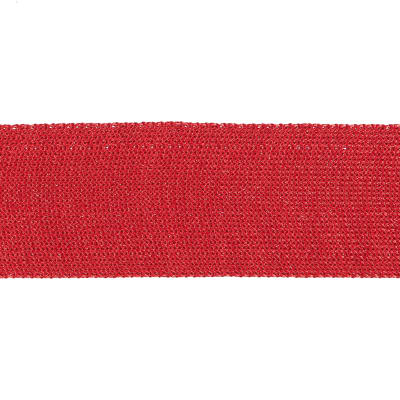 "Team Spirit 1-1/2"" Solid Trim Scarlet"