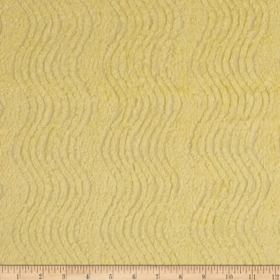 Richlin 10 Ounce Wavy Chenille Yellow