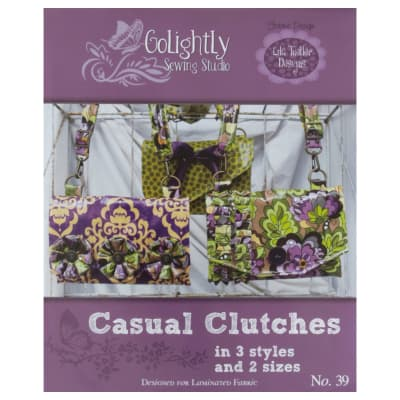 Lila Tueller Casual Clutches Pattern