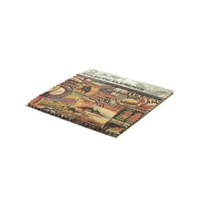 """Tim Holtz Eclectic Elements Labels 6"""" Fabric Craft Pack"""