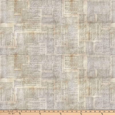 Tim Holtz Eclectic Elements Dictionary Neutral