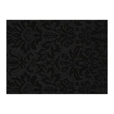 "Embossed Felt 9x12"" Craft Cut Heritage Black"