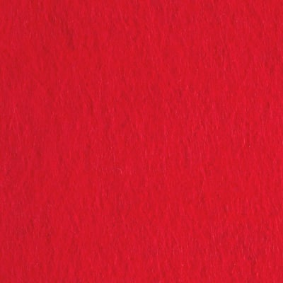 Rainbow Classic Felt 9'' x 12'' Cut Craft Felt Coral Red