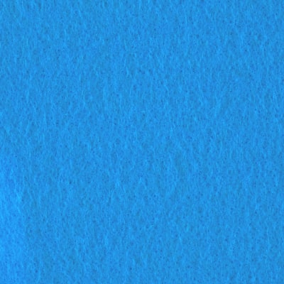 Rainbow Classic Felt 9'' x 12'' Cut Craft Felt Brillant Blue