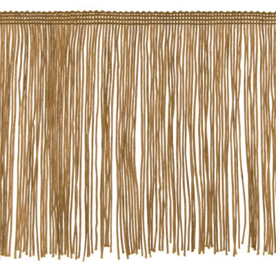 "6"" Chainette Fringe Trim Gold"