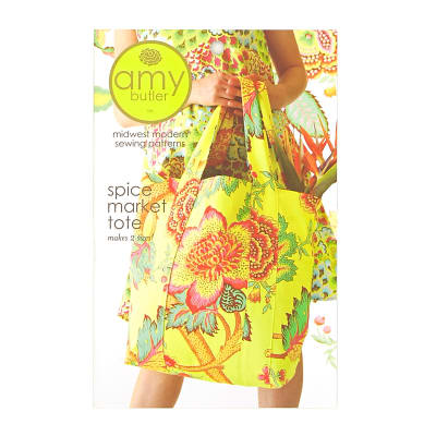 Amy Butler Spice Market Tote Pattern