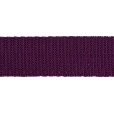 "1"" Polyester Webbing Purple"