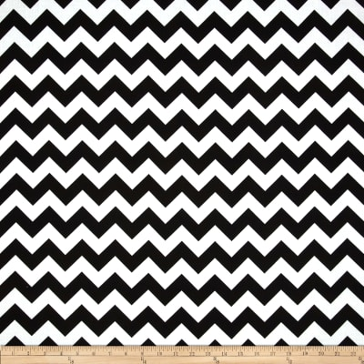 Blair Simple Chevron Black