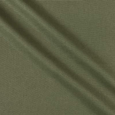 Kaufman Brussels Washer Linen Blend O.D. Green