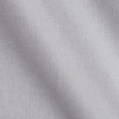 Kaufman Brussels Washer 6 oz. Linen Blend Silver Fabric