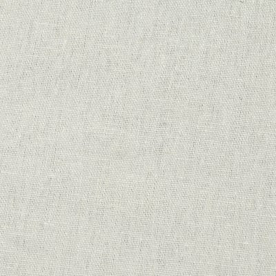 Kaufman Brussels Washer 6 oz. Linen Blend PFD White Fabric