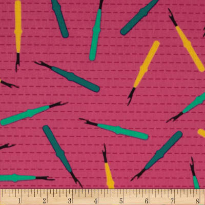 Sew Party Seam Rippers Strawberry