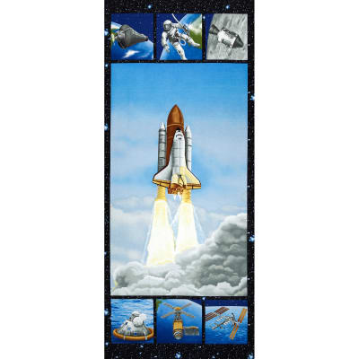 """I Want My Space 57"""" Wide Lift Off Panel Multi"""