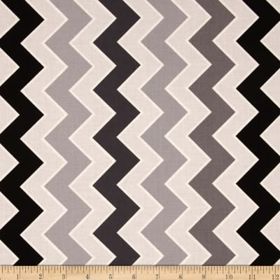 Riley Blake Medium Shaded Chevron Ninja