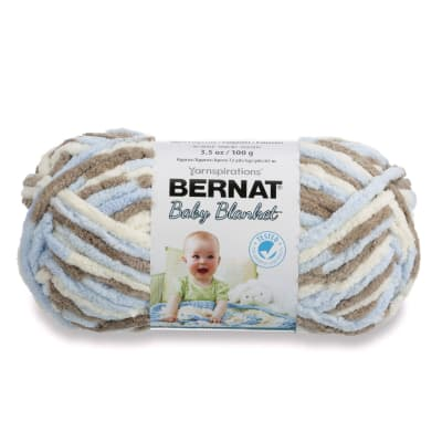 Bernat Baby Blanket Yarn (03128) Little Cosmos