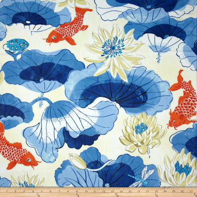 Waverly Lotus Chintz Lake Porcelain