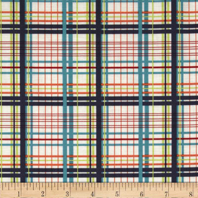 Valori Wells Bridgette Lane Plaid Blue