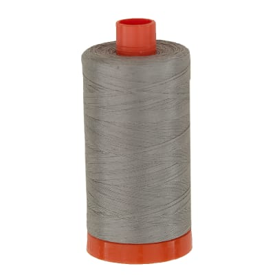 Aurifil Quilting Thread 50wt Stainless Steel