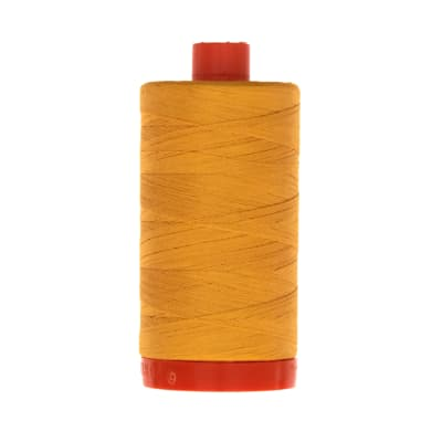 Aurifil Quilting Thread 50wt Mustard