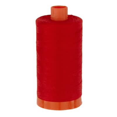 Aurifil Quilting Thread 50wt Lobster Red