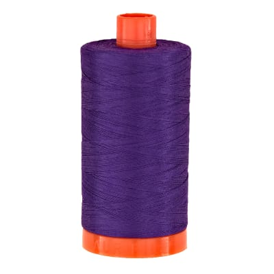 Aurifil Quilting Thread 50wt Dark Violet