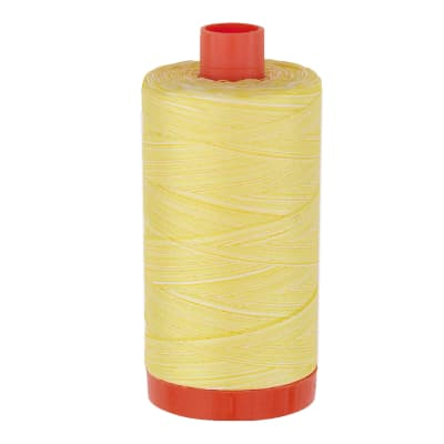 Aurifil Quilting Thread 50wt Lemon Ice