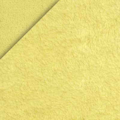 Cuddle Fleece Yellow