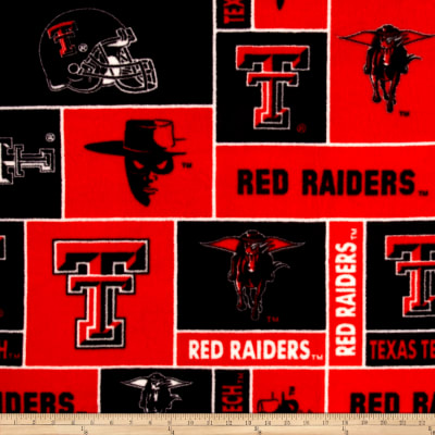 Collegiate Fleece Texas Tech University