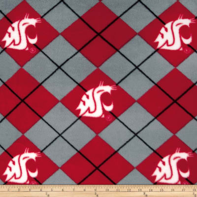 Collegiate Fleece Washington State University