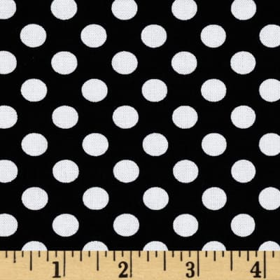 Spot On Medium Dot Black