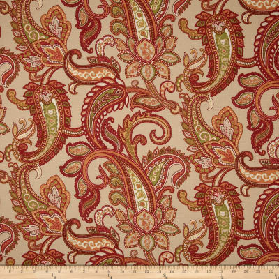 Duralee Home Lucy Paisley Multi