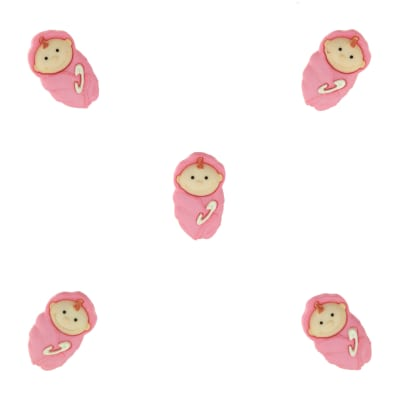 Dress It Up Embellishment Buttons  Baby Girls