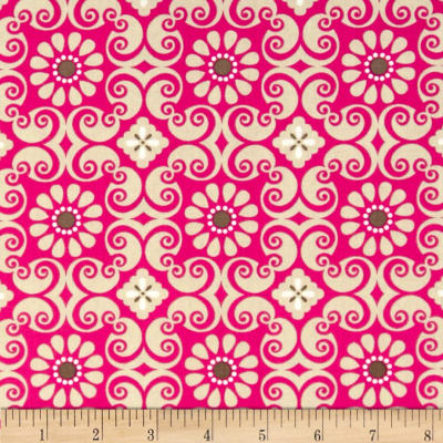 Bright Now Flower Patch Pink